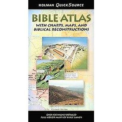 Holman Quicksource Bible Atlas (Paperback)
