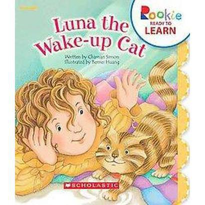 Luna the Wake-up Cat (Hardcover)