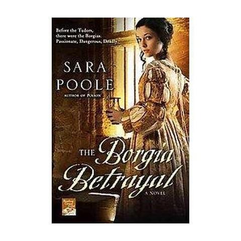 The Borgia Betrayal (Paperback)