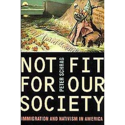 Not Fit for Our Society (Paperback)
