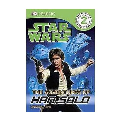 The Adventures of Han Solo (Hardcover)