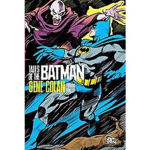 Tales of the Batman: Gene Colan 1 (Hardcover)