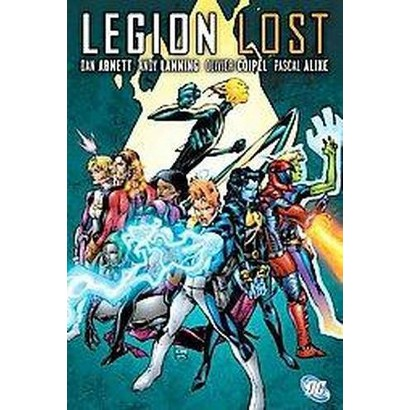 Legion Lost (Hardcover)