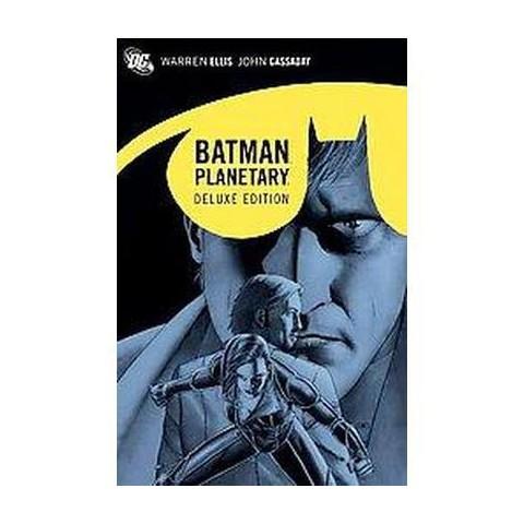 Deluxe Planetary/Batman (Hardcover)