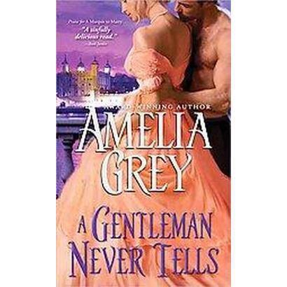 A Gentleman Never Tells (Paperback)