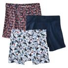 Hanes® Boys Boxer Brief Underwear 3-pack - Assorted Prints