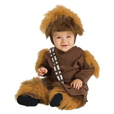 Star Wars Infant/Toddler Chewbacca Costume