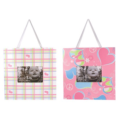 Trend Lab Set of Two Wall Frames