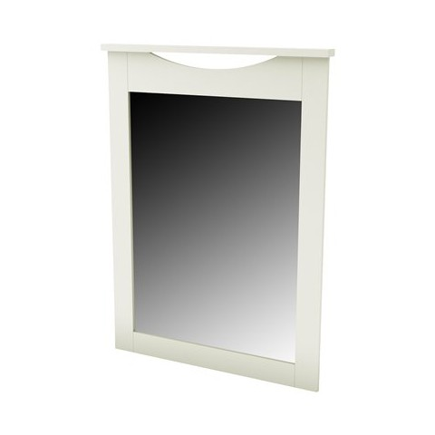 South Shore Serena Dresser Mirror - White