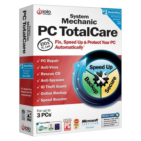 System Mechanic PC TotalCare (PC)