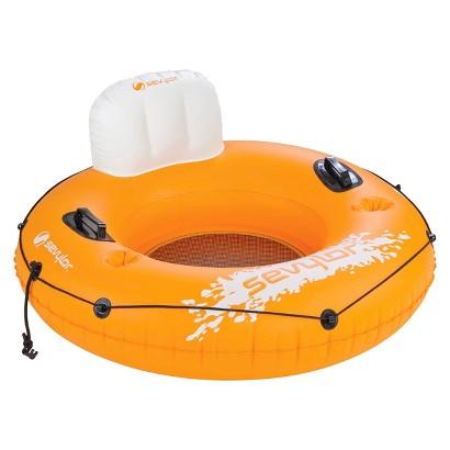 Sevylor® Mesh-Bottom River Tube 1 Person Float - Orange