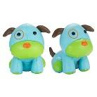 Skip Hop Zoo Toddler Bookends - Dog