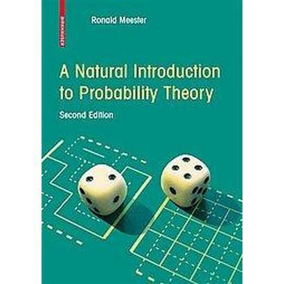 A Natural Introduction to Probability Theory (Paperback)