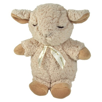Cloud B Sleep Sheep On The Go with Rattle