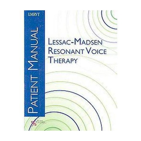 Lessac-Madsen Resonant Voice Therapy (Paperback)
