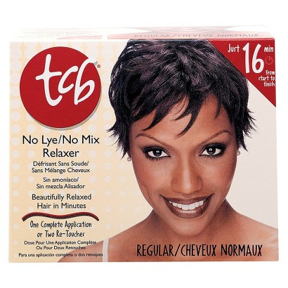 tcb No Lye/No Mix Relaxer - Regular