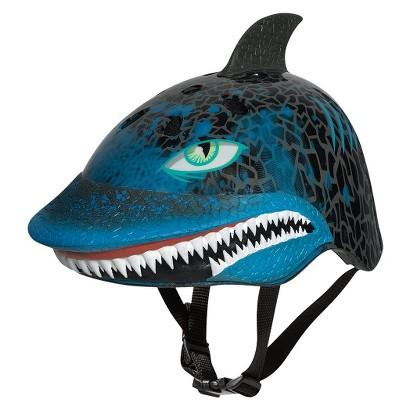 Raskullz Shark Child Helmet - Black