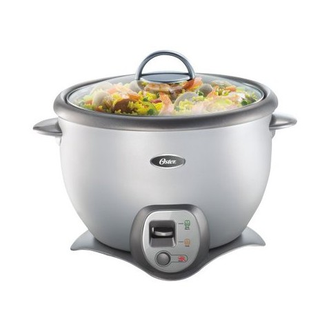 Oster Grey Oster 20 Cup Saute Rice Cooker  - 20 Cups