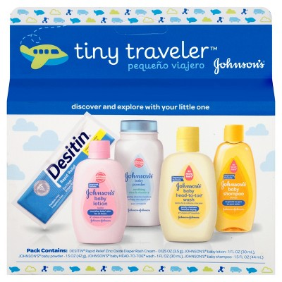 Johnson's Take Along Travel Pack