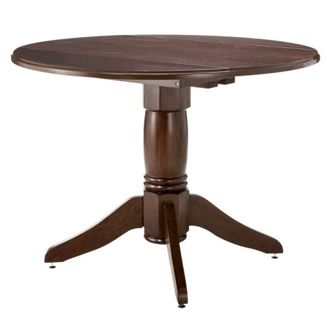 "Threshold™ 42"" Expandable Pedestal Dining"
