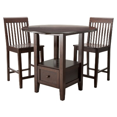 3 Piece Storage Pub Set - Threshold™