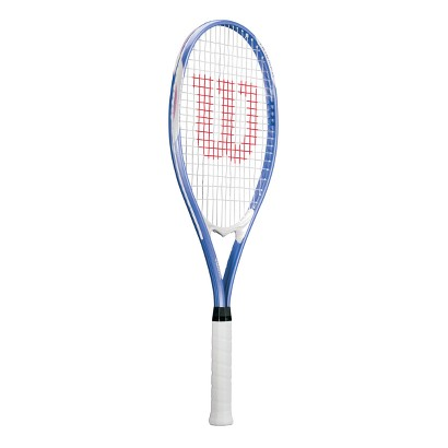 Wilson Triumph Women's Tennis Racquet - Purple