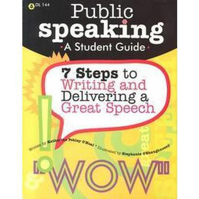 Public Speaking - A Student Guide (Paperback)