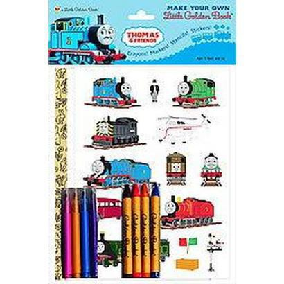 Thomas & Friends Make Your Own Little Golden Book (Hardcover)