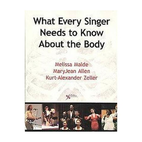 What Every Singer Needs to Know About the Body (Paperback)