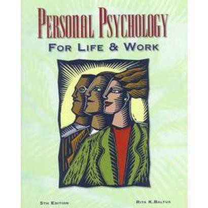 Personal Psychology for Life & Work (Subsequent) (Paperback)
