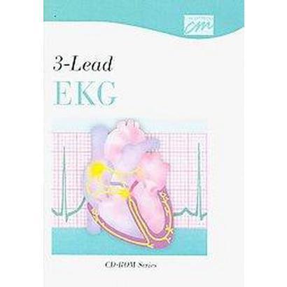 3-Lead EKG (CD-ROM)
