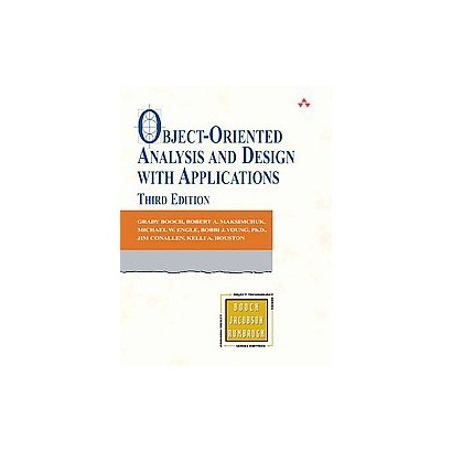 Object-Oriented Analysis and Design With Applications (Hardcover)
