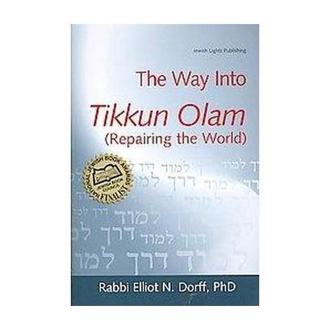The Way into Tikkun Olam (Paperback)