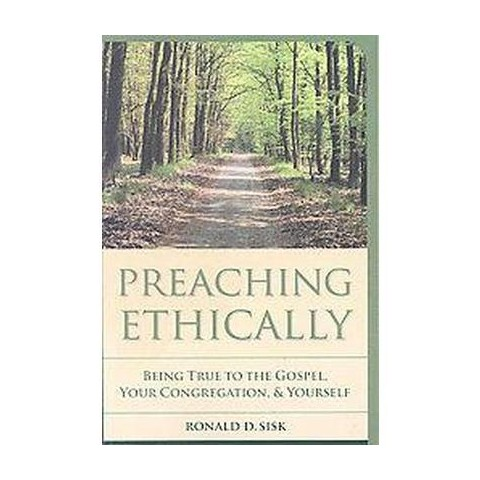 Preaching Ethically (Paperback)