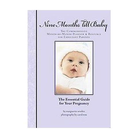 Nine Months Till Baby (Spiral)