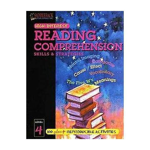 Reading Comprehension Skills & Strategies Level 4 (Paperback)