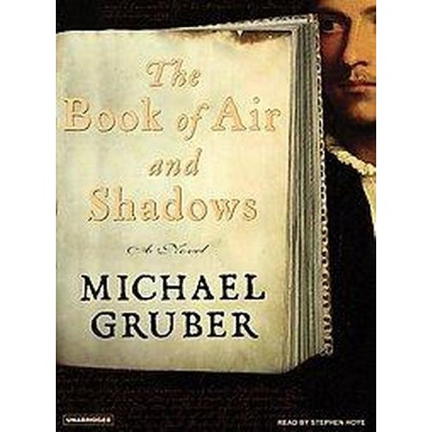 The Book of Air and Shadows (Unabridged) (Compact Disc)