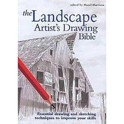 The Landscape Artist's Drawing Bible (Hardcover)