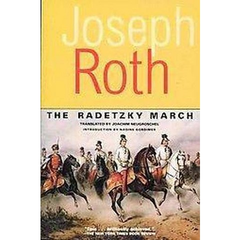 The Radetzky March (Paperback)