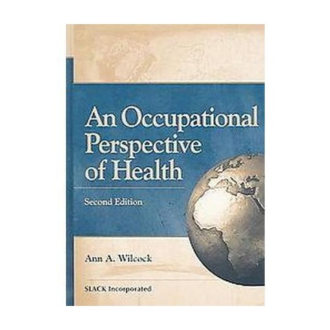 An Occupational Perspective of Health (Hardcover)