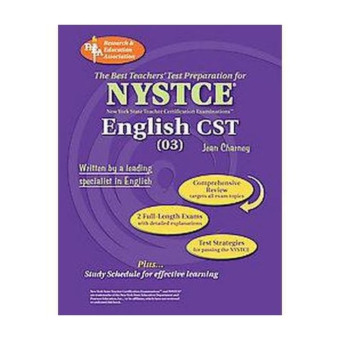 The Best Teachers' Test Preparation for Nystce English Language Arts Content Specialty Test (003)