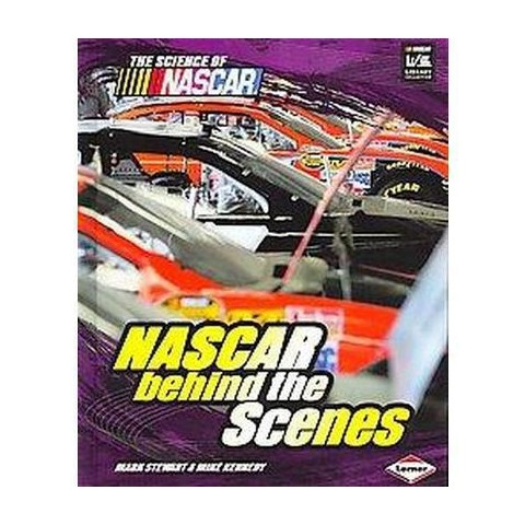 Nascar Behind the Scenes (Hardcover)