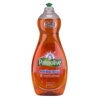 Palmolive Ultra Antibacterial Dish Liquid Orange 38 oz