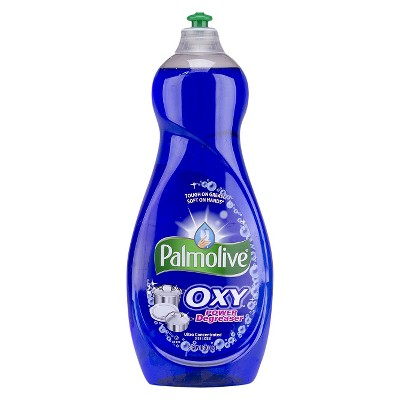 Palmolive Oxy Plus Power Degreaser Concentrated Dish Liquid 38 oz