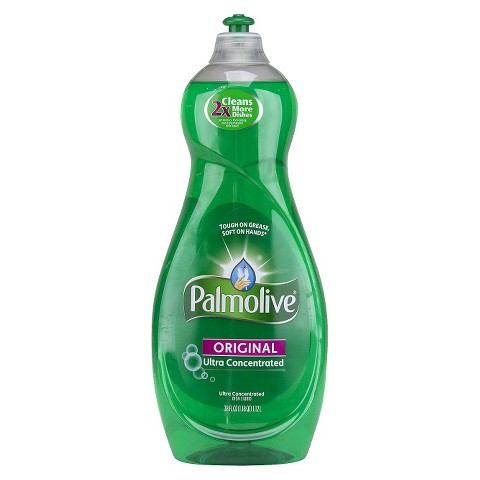 Palmolive Ultra Concentrated Dish Liquid Original 38 oz