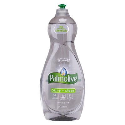 Palmolive Pure & Clear Concentrated Dish Liquid 38 oz