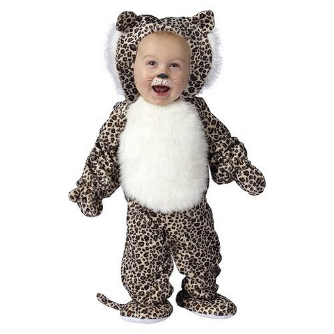 Infant Lil' Leapard Costume