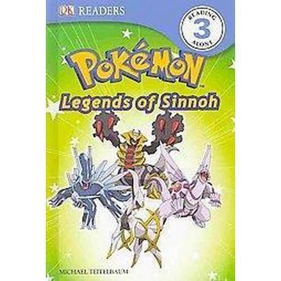 Legends of Sinnoh! (Hardcover)