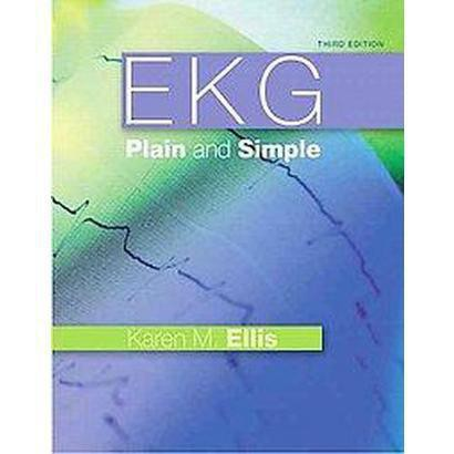 EKG Plain and Simple (Mixed media product)