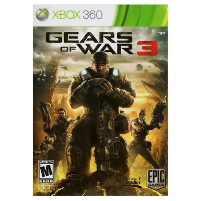 Gears of War III (XBOX 360)